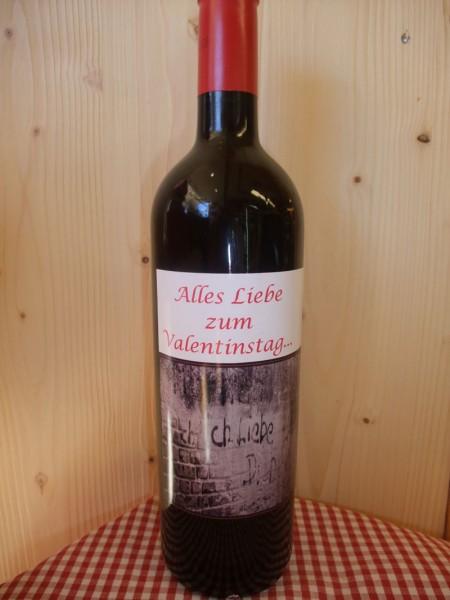 Wein mit Deinem eigenen Etikett - Muttertag!