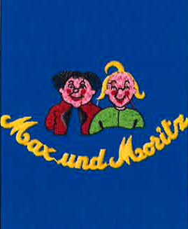 Original Südtiroler Kinderschürze - verschiedene Motive