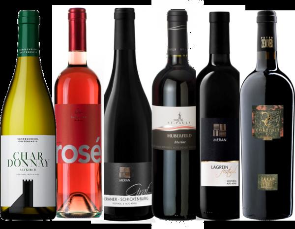 TOP Weine aus Südtirol