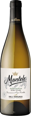Sauvignon Blanc MANTELE 0,75l DOC `16