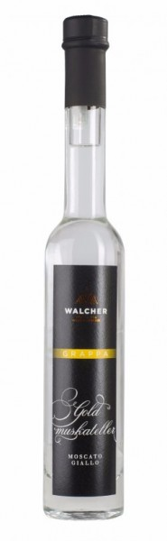 Grappa Goldmuskateller 0,2l