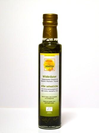 BIO Wildkräuter Öl 250ml