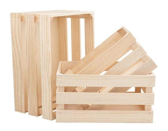 Holzsteige