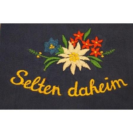 Original Südtiroler Schürze - Selten daheim