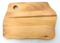 Holzbrettlan aus Südtiroler Apfelbaumholz